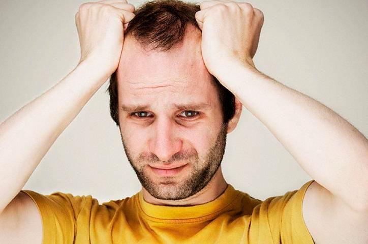 Трихомониаз. выпадение волос