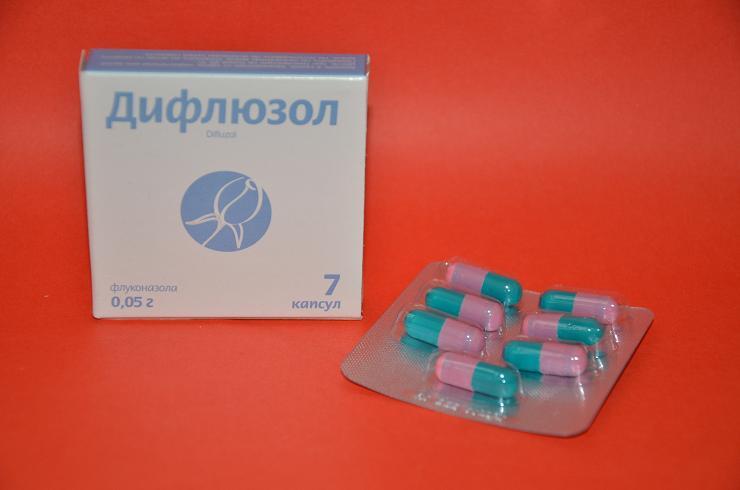 От чего помогает Флуконазол